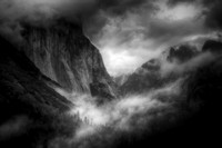 Storm Clouds from Tunnel View