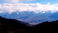 Eastern Sierras from Ancient Bristlecone Pine Forest, Owens Valley